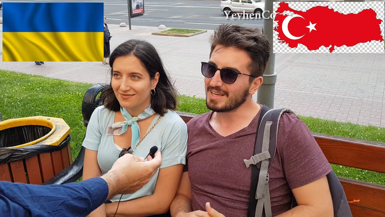 Why are Turkish males coming to Ukraine? Russian girls and Turkish males