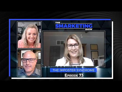 The Imposter Syndrome with Brenda Pearson -  The Smarketing Show - EP 73