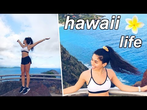 hawaii vlog 1 // a day in my life  | Ava Jules