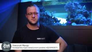 Отзыв о разработке сайта и фирменного стиля для студии аквариумного дизайна AQUAPROJECT(, 2014-07-23T10:02:17.000Z)