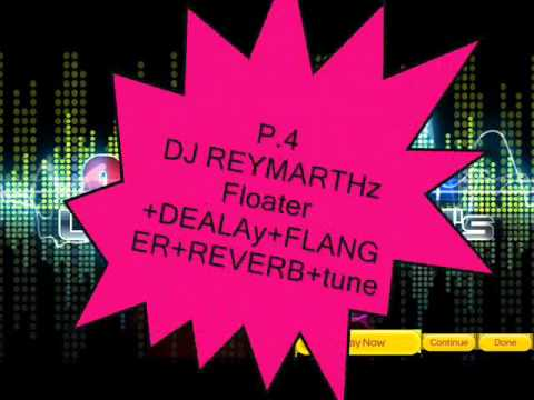 DJ REYMARTHz Floater's [GIFT PACK GIVE BY DJ ACEMOSH]