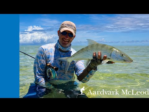How To Catch A Bonefish On A Fly