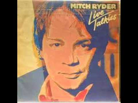 MITCH RYDER -  Wicked Messenger