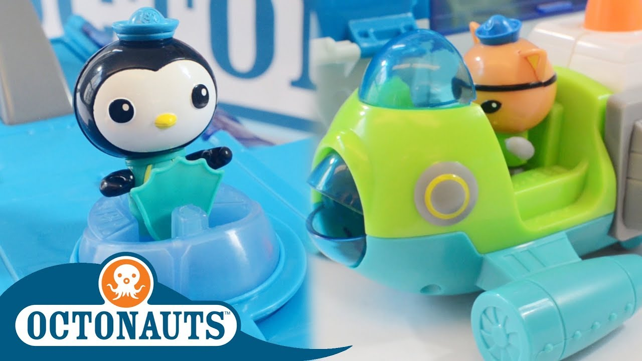 Octonauts – Gup W and Gup P Unboxing!