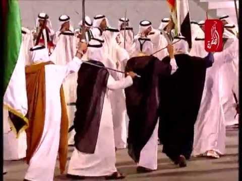 SHEIKH MOHAMED BIN ZAYED DANCING ON ARAB ZAYED SONG