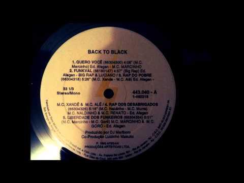 DJ Marlboro Back To Black [1995] [Álbum Completo]
