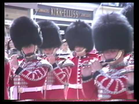"""Royal Guard Plays Stanford's """"Come Join the Band"""""""