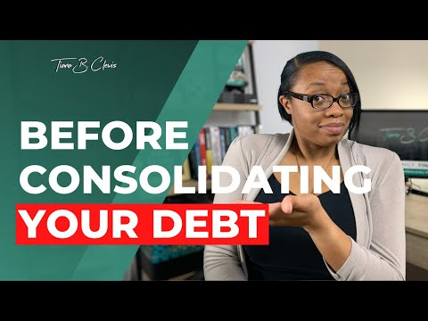 Should I Consolidate My Debt? Avoiding Bad Debt Consolidation Loans