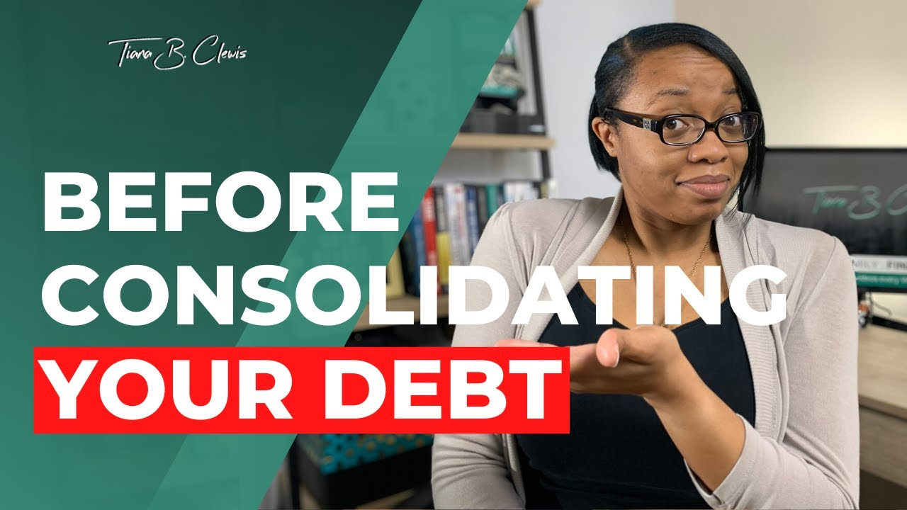 Should I Consolidate My Debt? | Avoiding Bad Debt Consolidation Loans