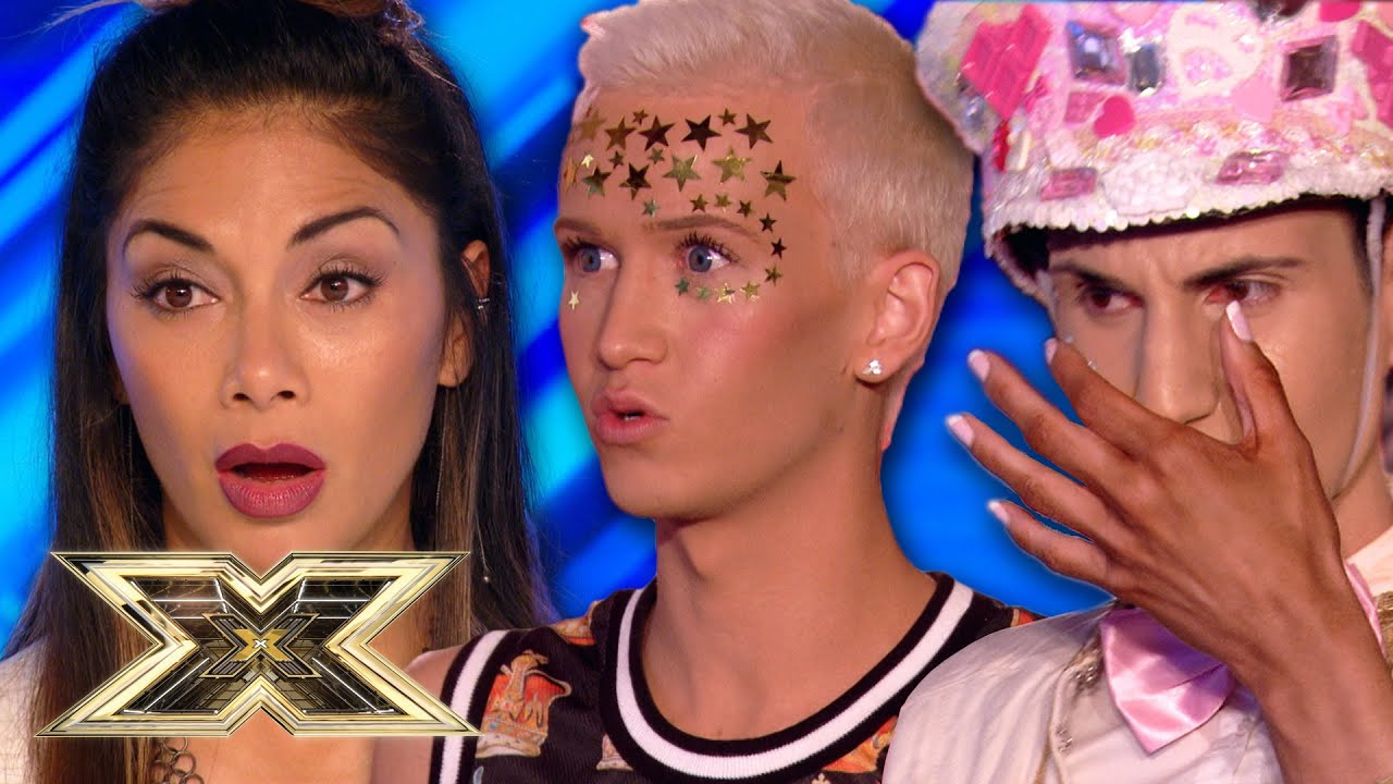 Most DRAMATIC audition ever? | The X Factor UK