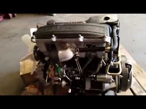 Isuzu 4JB1 Brand New engine for Bobcat & Mustang skidsteer for sale