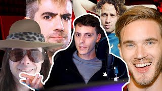 Que youtubers ven mis videos? (Dross,Luisito,Auronolay,pewdiepie)-Wefere NEWS