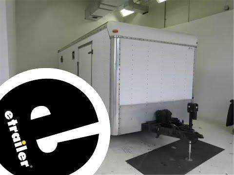 "Dexter 12"" Left Hand Nev-R-Adjust Electric Trailer Brakes Installation - etrailer.com"