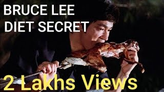 Bruce Lee's 5  diet Rules