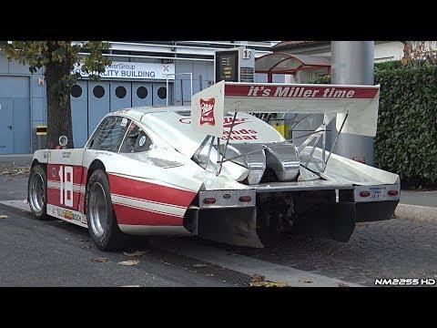 1982 Porsche 935 JLP-4 IMSA - 3.2-liter Twin Turbo Flat-Six Engine Sound!