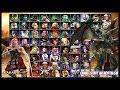 Mortal Kombat: Armageddon - ALL CHARACTERS + Alternatives Costumes + INTRO / LISTA DE PERSONAGENS
