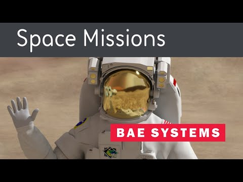 BAE Systems: Space Missions