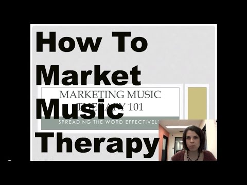 Music Therapy Marketing 101 with Nat Mullis, MT-BC