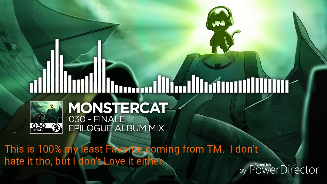 Ranking every song on Monstercat:030(Epilogue mix) by Botero