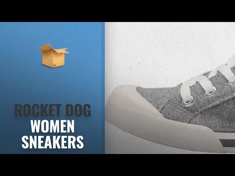 Our Favorite Rocket Dog Women Sneakers [2018]: Rocket Dog Women's Jazzin Summer Jersey Cotton Shoe,