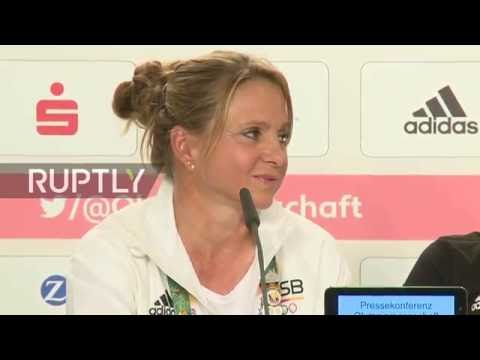 LIVE: Olympic officials to give statement following German canoe team coach death