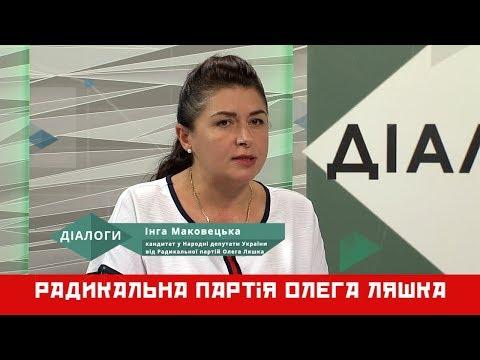 Чернівецький Промінь: Діалоги   Інга Маковецька (19.07.2019.)