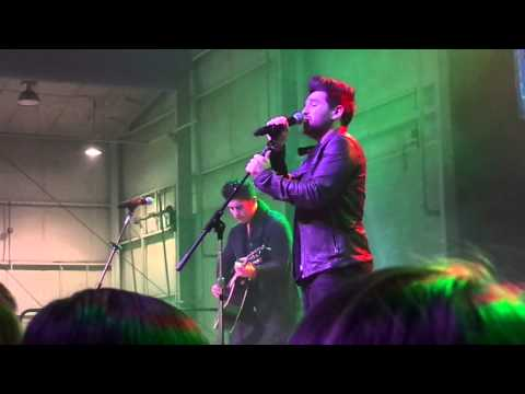 "Dan + Shay ""Have Yourself A Merry Little Christmas"" live in York, PA"