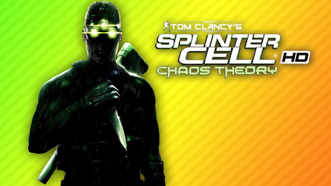 How To Sam Fisher Splinter Cell Chaos Theory