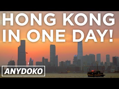 The Best 24 Hours In Hong Kong!