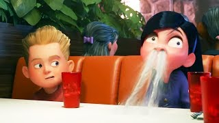 Incredibles 2 - Funniest Moments