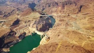 Las Vegas Helicopter Ride - Grand Canyon, Hoover Dam, LV Strip 4k thumbnail