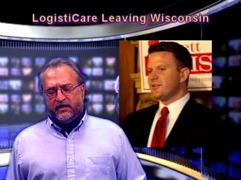 """Divide and Conquer"" Privatization Failure -- LogistiCare Leaving!"