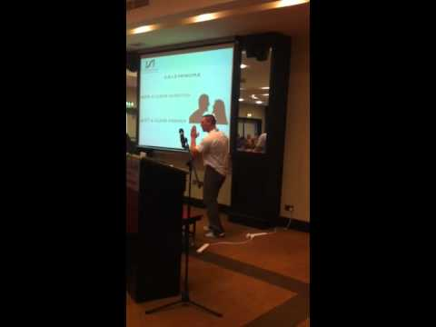 Eoin Lacey ISSN 2011 pt 2