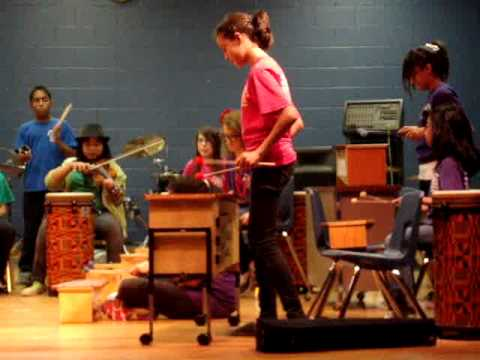 2011 Leon Valley Elementary School Talent Show.MPG