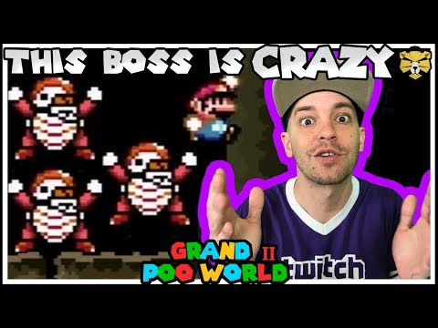 Is That Charging Chuck Norris!? GRAND POO WORLD 2 Part 8