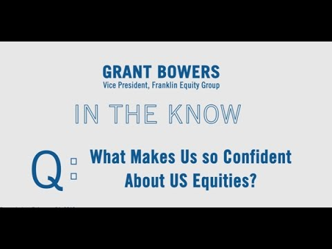In the Know: What makes us so confident about US Equities
