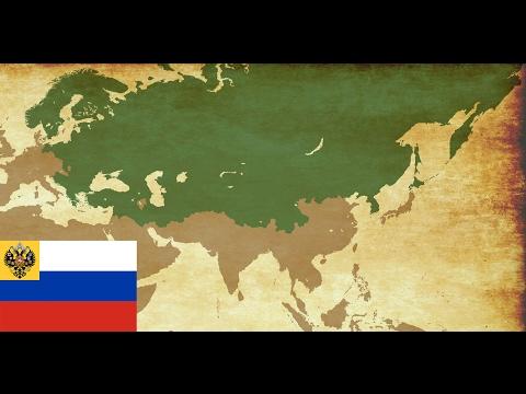 Russian Empire - EU4 Timelapse
