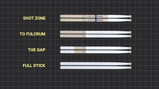 HOW TO TAPE MARCHING DRUMSTICKS   Grid Book Tips For Drumming