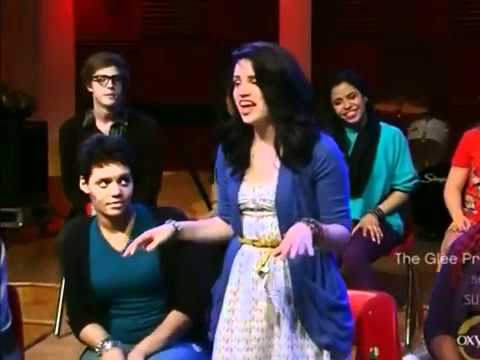 The Glee Project - Signed, Sealed, Delivered I'm Yours