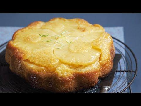recette:-gâteau-au-yaourt,-ananas-et-noix-de-coco