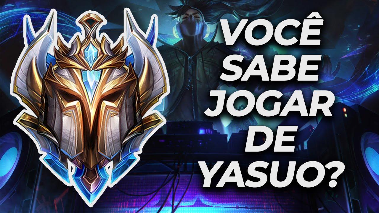 Download O PRIMEIRO VÍDEO DO QUE AULA! - COMO JOGAR DE YASUO
