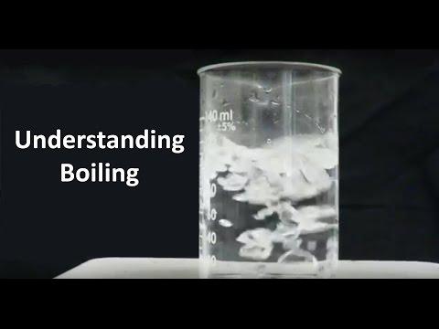Boiling, Atmospheric Pressure, and Vapor Pressure