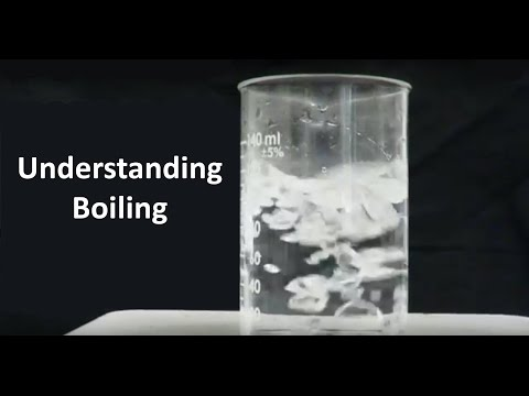 Boiling, Atmospheric Pressure, and Vapor Pressure