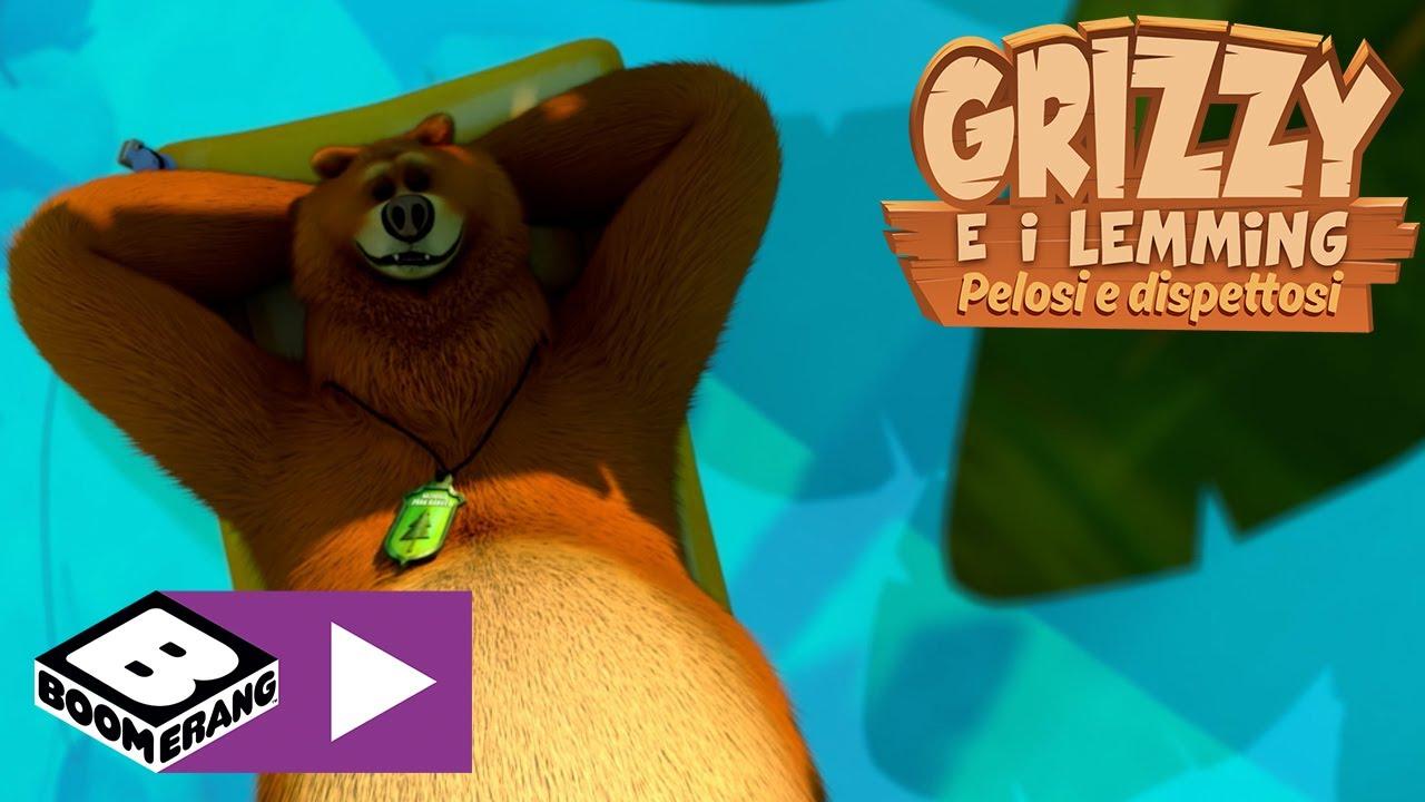 Download Dispetti tropicali   Grizzy e I Lemming   Boomerang