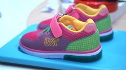 These smart shoes track your kid's location