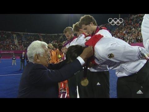 Germany Win Men's Hockey Gold v Netherlands - London 2012 Olympics