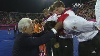 Germany Win Men