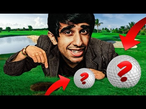 RANDOM SIZED BALLS! - GOLF WITH YOUR FRIENDS