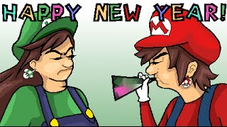 Super Mario Sisters - New Years Special