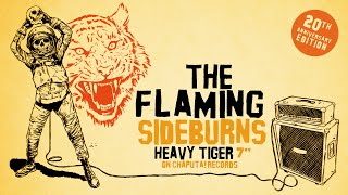 """CHAPUTA! Records - THE FLAMING SIDEBURNS: Heavy Tiger 7"""" - Teaser"""